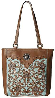 M&F Western Calico Kate Conceal Carry Tote