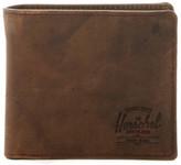 Herschel Hank Nubuck Leather Wallet