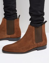 Paul Smith Gerald Suede Chelsea Boots