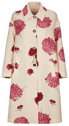 La DoubleJ Boxy Floral Coat