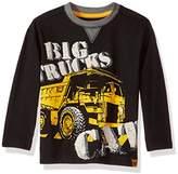 CAT Little Boys' Big Trucks Tee