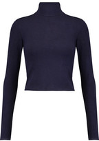 Alice + Olivia Garrison Knitted Turtleneck Sweater