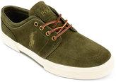 Polo Ralph Lauren Men's Faxon Sport Suede Sneakers