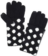 Dearfoams Women's Polka Dot Glove