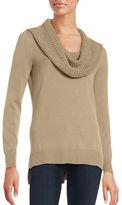 MICHAEL Michael Kors Knit Cowlneck Sweater