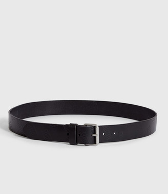 AllSaints Wilder Leather Belt