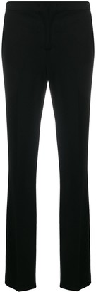 Alberta Ferretti Slim Fit Trousers