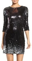 BB Dakota Women's Elise Sequin Body-Con Dress