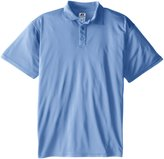 Russell Athletic Men's Big-Tall Short Sleeve Dri-Power Polo