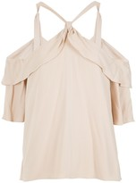 Olympiah could shoulder blouse