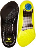 Sof Sole SOFSOLE PLANTAR FASCIITIS ORTHOTIC INSOLES (WOMENS UNIVERSAL SIZE)