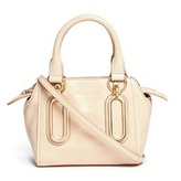 See by Chloe 'Paige' mini smudged leather crossbody bag