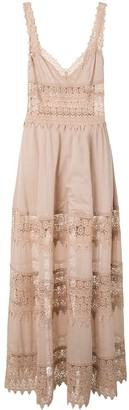 Charo Ruiz Ibiza Sophia guipure-lace maxi dress