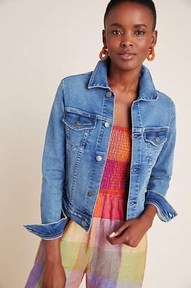 Anthropologie EDWIN The Evie Denim Jacket By in Blue Size XS