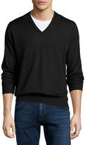 Stefano Ricci Cashmere-Silk V-Neck Sweater