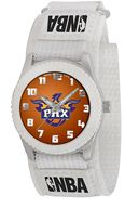 Game Time Rookie Series Phoenix Suns Silver Tone Watch - NBA-ROW-PHO - Kids