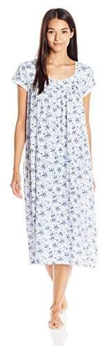 Eileen West Women's Modal Jersey Waltz Nightgown