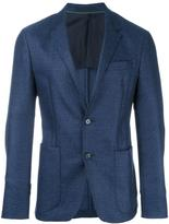 Z Zegna patch pockets blazer
