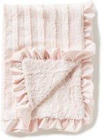 Edgehill Collection Ruffle Plush Blanket