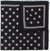 Versace Medusa print scarf - women - Cashmere/Virgin Wool - One Size