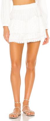 LoveShackFancy Tully Skirt