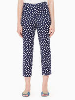Kate Spade Cloud dot jacquard pant