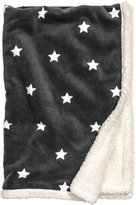 H&M Star-patterned Throw