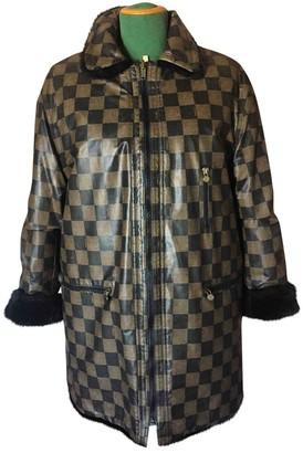 Fendi Black Faux fur Coats
