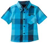 Hurley Woven Short Sleeve Shirt (Baby Boys)