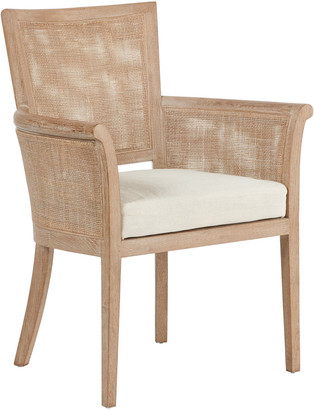 OKA Ormoy Dining Chair - Natural