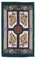 Celtic Ulster Weavers Celebrations Linen Tea Towel