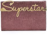 Charlotte Olympia 'Superstar Vanity' clutch - women - Calf Leather - One Size