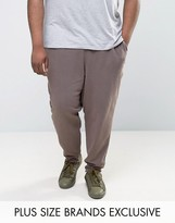 Puma PLUS Cropped Joggers In Brown Exclusive To ASOS 57530802