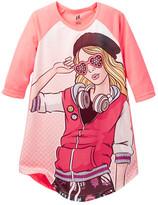 Petit Lem Long Sleeve Nightgown (Little Girls)
