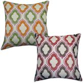 Bed Bath & Beyond Tile Square Throw Pillow