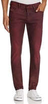 Diesel Tepphar Slim Fit Jeans in Burgundy