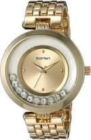 Ellen Tracy Women's ET5199GD Dial Classic Ladies Watch