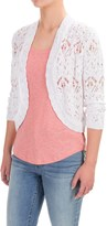 Nomadic Traders Long Weekend Lacy Bolero Sweater (For Women)