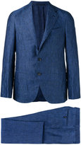 Caruso dinner suit - men - Linen/Flax/Viscose - 50