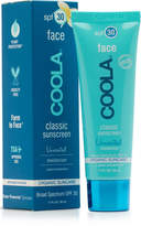 Coola Classic Face SPF 30 Unscented