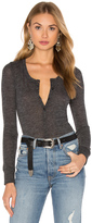 David Lerner Long Sleeve Henley