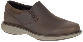 Merrell World Vue Leather Slip-On Sneaker