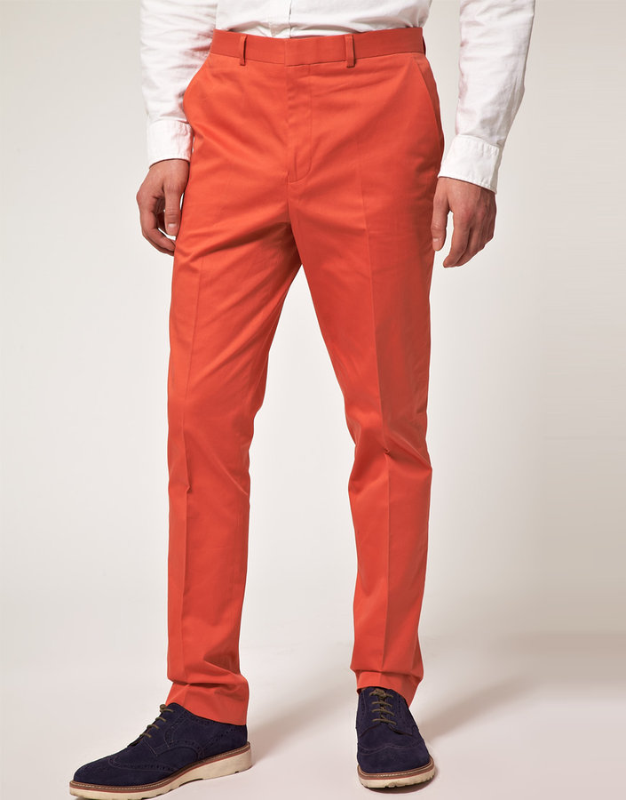 Asos Slim Fit Chino Pants