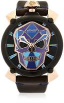 GaGa MILANO Bionic Skull Watch For Lvr