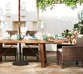 Pottery Barn Benchwright Outdoor Rectangular Extending Dining Table
