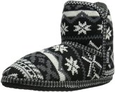 Muk Luks Women's Short Sweet Fairisle Boot