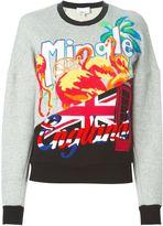 3.1 Phillip Lim Flamingo sweatshirt