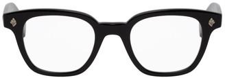 Garrett Leight Black Naples Sunglasses