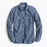 J.Crew Selvedge chambray shirt