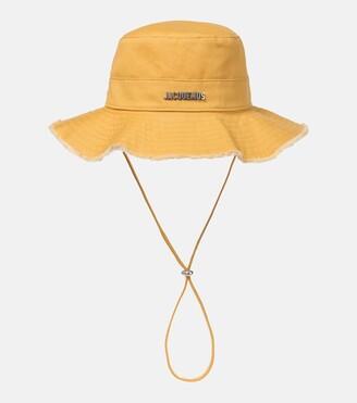 Jacquemus Le Bob Artichaut cotton bucket hat